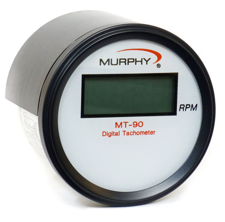 Mt90 Murphy By Enovation Controls Led Tachometer Circuit
