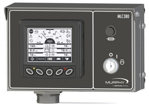 MLC380 Electronic Panel