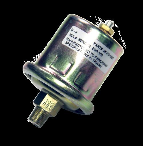 Electric gauge senders
