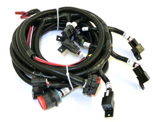 Admirable Panel Wiring Harness Wiring Diagram Wiring Digital Resources Funapmognl