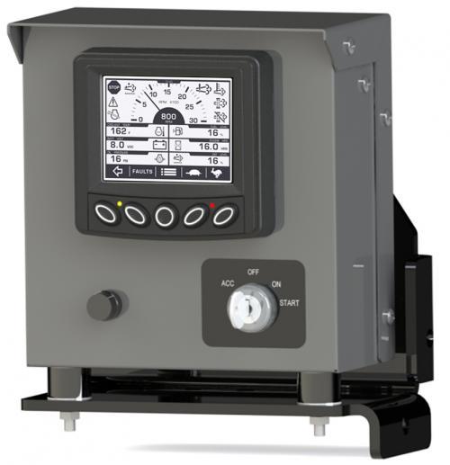 MLC380 Mechanical Panel with Mounting Bracket